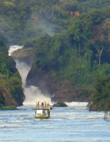 Murchison Falls National Park Big 5 safari